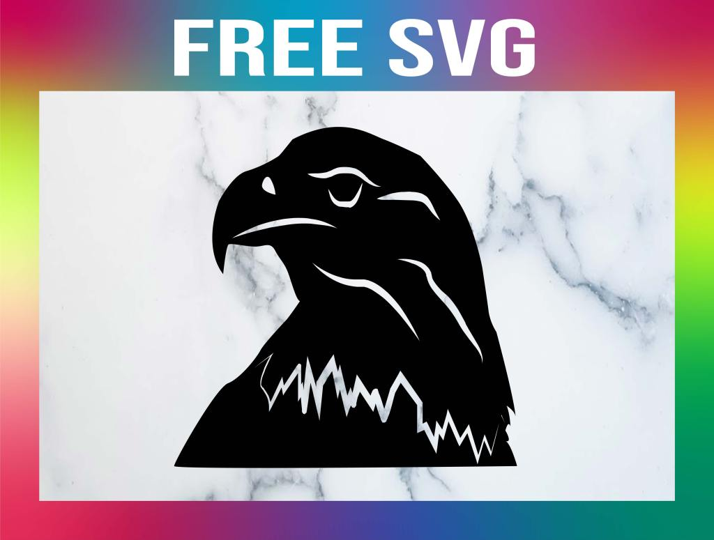 Free eagle SVG