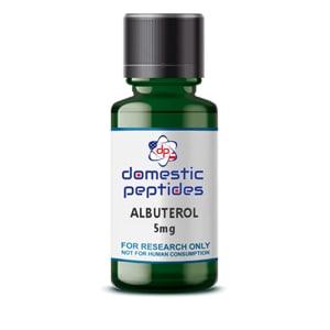 Albuterol 5mg per ml 30ml For Sale