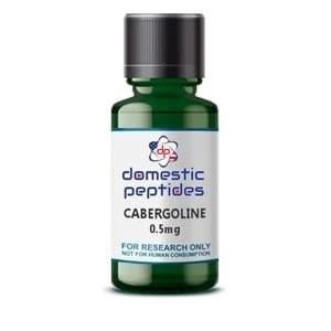 Cabergoline 0.5mg per ml 30ml For Sale