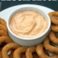 Copycat Outback Bloom Sauce