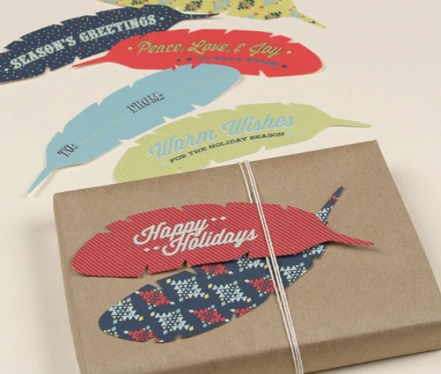 No Need To Spend Extra On Holiday Gift Tags This Year Use These  Free