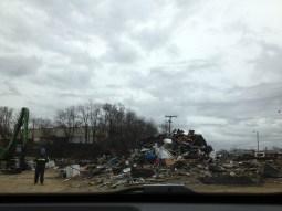 Big pile of steel!
