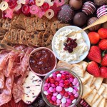 Valentine S Day Grazing Board Domestikatedlife