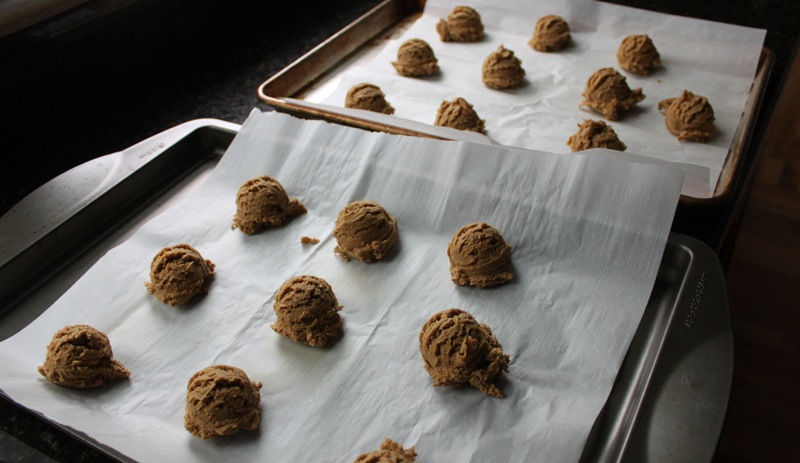 Recipe Chewy Molasses Spice Cookies Domestocrat