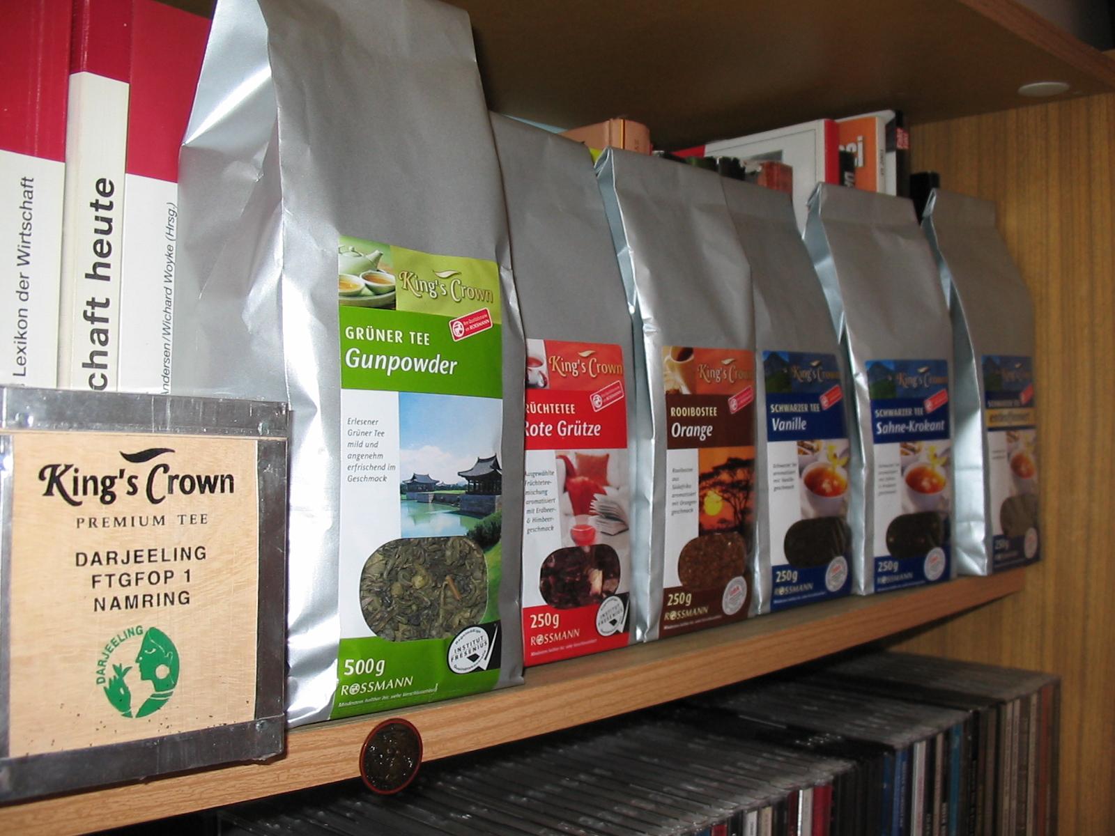Nowe herbaty w mojej kolekcji