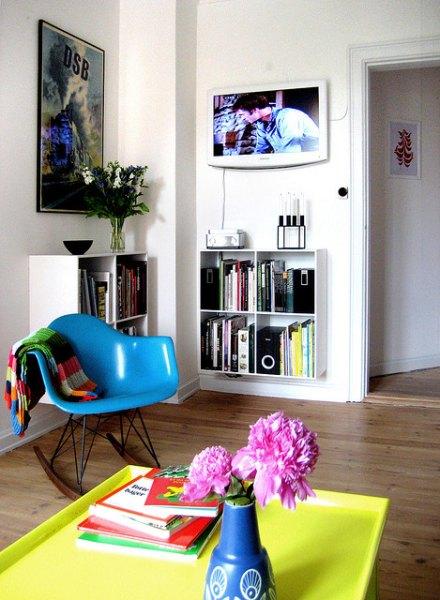 ładny pokój dzienny