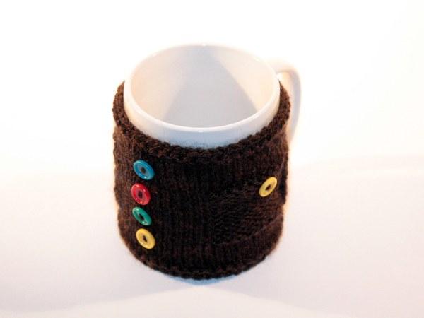 kubek w sweterku