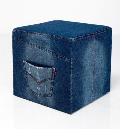 Puf Pair of Jeans, Kare Design, 9design.pl