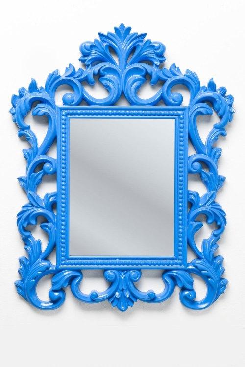 Kare design :: Lustro Modern Barock Blue