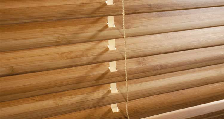 Rolety z bambusa