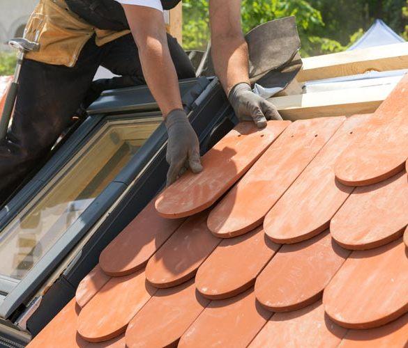 montaz okna dachowego