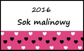 malonowy sok 2016