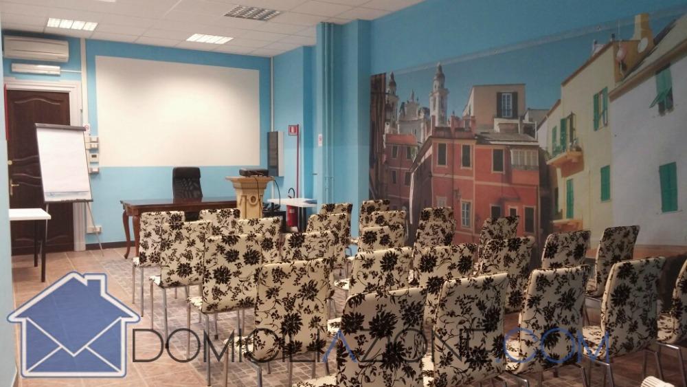 business centre domiciliazioni Genova