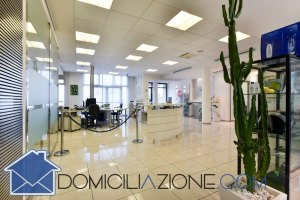 Domiciliazione Vicenza Nord uffici temporanei