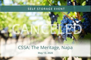 CSSA Owner's Conference Canceled
