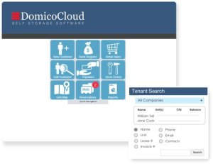 DomicoCloud sleek look and feel