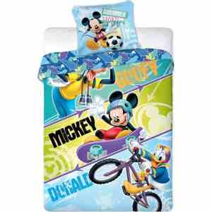 Parure de lit Mickey