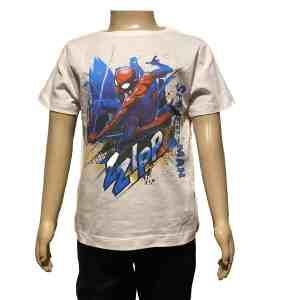 T-shirt à manches courtes Spiderman zzip