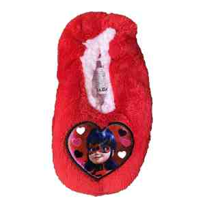 Chaussons Miraculous coeur