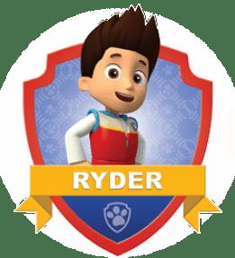 Ryder, le leader de la Pat Patrouille