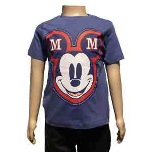 T-shirt manches courtes Mickey
