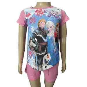 Pyjama court Frozen