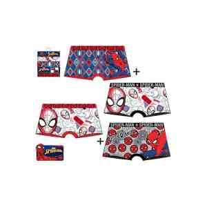 Pack de 2 boxers Spiderman