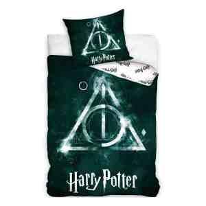 Parure de lit Harry Potter en coton