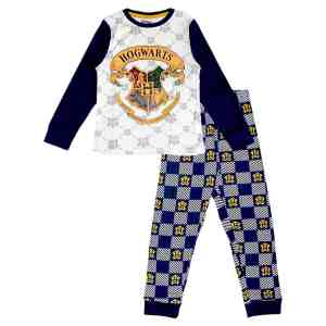 Pyjama long Harry Potter coton
