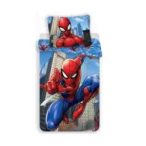 Parure de lit Spiderman en coton