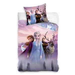 Parure de lit La reine des neiges 2