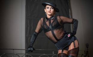 Lady Victoria Collins im Domina Studio Casa Casal, Essen