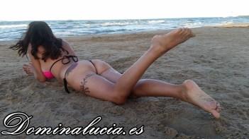 relax playa lujo