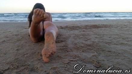 feet fetish mistress