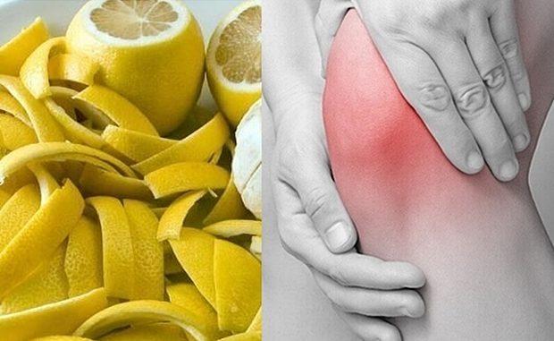 LIMUNOVA KORA kao lijek za bolne zglobove (Recept i uputstvo)
