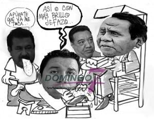 ladrones politicos