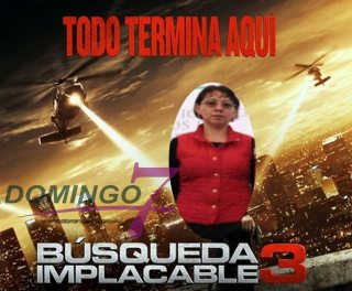 busqueda implacable