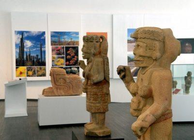 piezas del museo del sitio