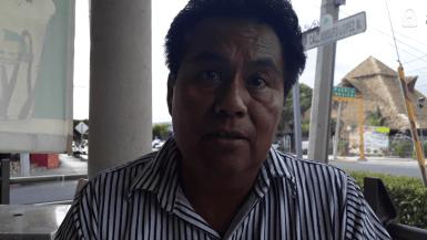 MARGARITO ANDRADE EXDIRECTOR DE OOSELITE TEHUACAN