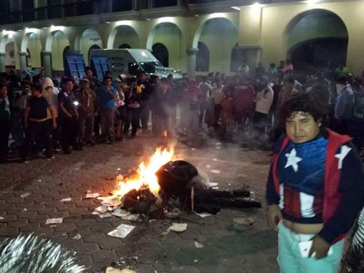 CON 32 MIL PESOS SALDRÁN LIBRES SEIS IMPLICADOS EN EL LINCHAMIENTO DE ENCUESTADORES EN AJALPAN.