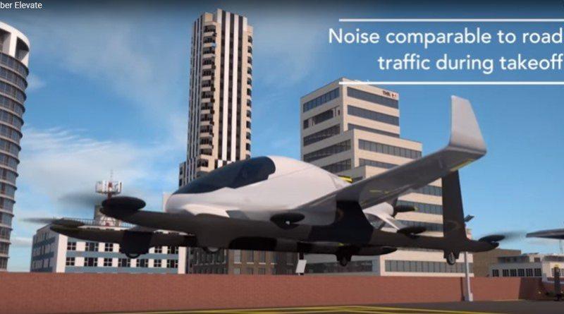 ¡LA NASA Y UBER DESARROLLAN SOFTWER PARA TAXIS VOLADORES PARA EL 2020, COMO PRUEBA!: VIDEO