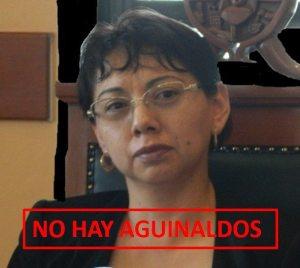 PRESIDENTA DE TEHUACAN NO DARA AGUINALDOS