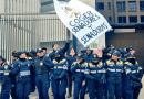 BLOQUEAN ACCESOS AL SENADO DE LA REPÚBLICA CONTRA LEY DE SEGURIDAD INTERIOR