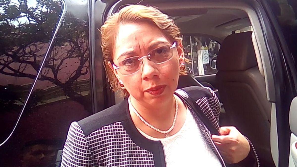 #SinComentarios : POLICÍAS INSUFICIENTES PARA SEGURIDAD PÚBLICA DICE ERNESTINA FERNÁNDEZ MÉNDEZ