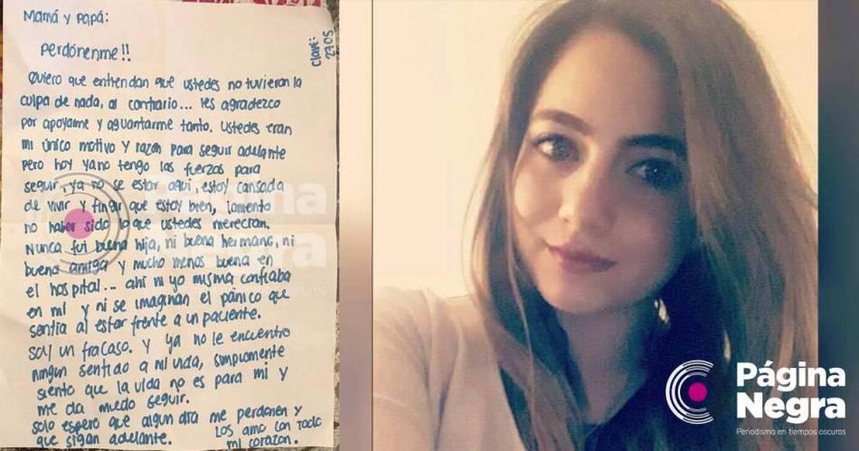 PEDIATRA DE EL HOSPITAL DEL NIÑO POBLANO SE SUICIDA TRAS SER ACOSADA
