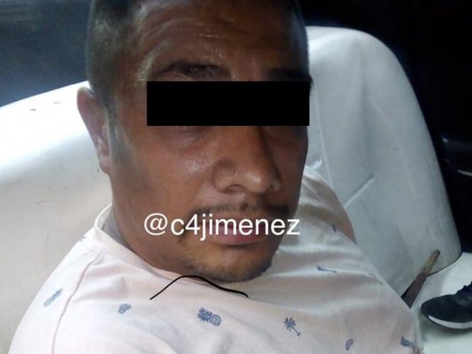 MUJER POLICÍA SE ENFRENTA A DOS HOMBRES Y FRUSTRA SECUESTRO