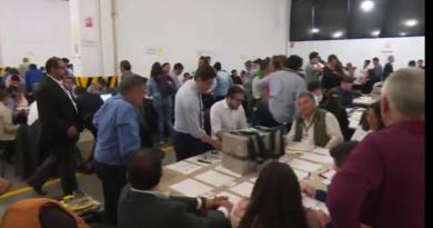 SIGUE EL RECUENTO DE VOTO POR VOTO DE LA ELECCIÓN PUEBLA