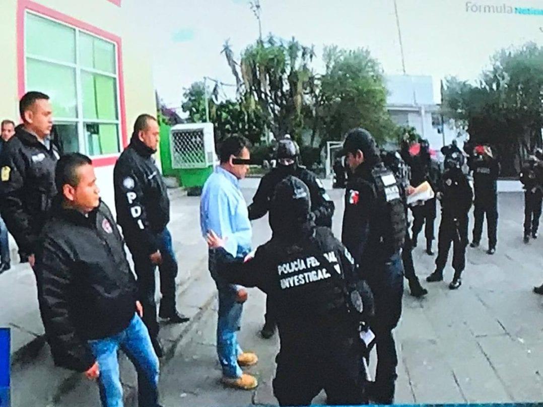 EL ABUSADOR DE 37 NIÑOS DE UN KINDER ES CAPTURADO