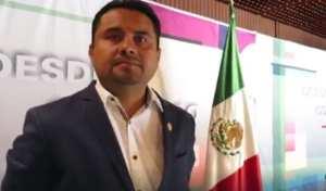 Alejandro Barroso Chávez, Diputado Federal