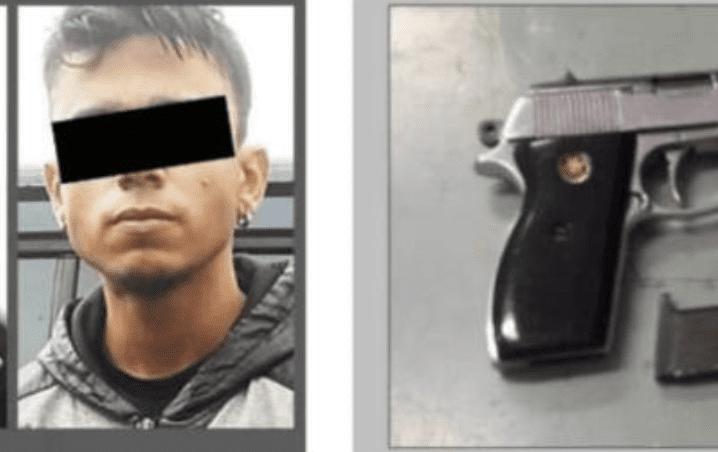 MIGRANTES DE LA CARAVANA DETENIDOS POR ROBO E INTENTO DE HOMICIDIO EN LA CDMX